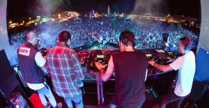 Dirtyphonics DJ Interview Hammarica PR Electronic Dance Music News