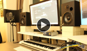 Baptsite Sainier studio interview www.hammarica.com EDM News