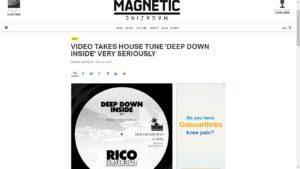 rico magnetic magazine